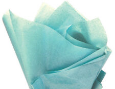 100 Sheets Caribbean Teal Gift Wrap Pom Pom Tissue Paper 15x20