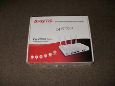 DrayTek 2862n VDSL2 Wireless Router Security Firewall Boxed Unused