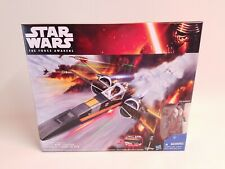 Star Wars Episode 7 The Force Awakens - Poe's X-Wing Fighter - Hasbro