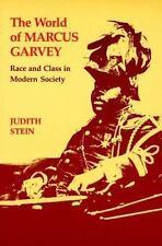 The World of Marcus Garvey: Race and Class in Modern Society, Stein, Judith, Goo