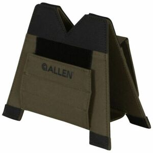 Alpha Folding Shooting Rest Fold Down Pad Slip Resistant Material - 18408