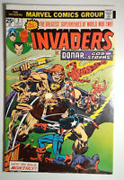 The Invaders #2 (1975) Marvel 7.0 FN/VF Comic Book