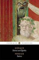 The Satires of Horace and Persius by Horace, Cheap Book, Best Selling Book