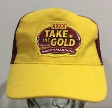 XXXX TAKE IN THE GOLD MIGHTY MAROONS CAP,XXXX TAKE IN THE GOLD MAROONS CAP