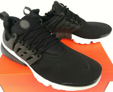 Nike Air Presto Ultra Br Breath 898020-003 Black Marathon Running Shoes Men's 12