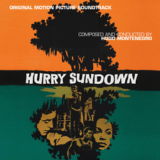 Hurry Sundown - 2 x CD Complete Score - Limited Edition - Hugo Montenegro
