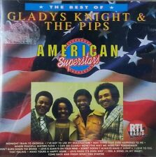Gladys Knight & The Pips Best of ('American Superstars') [CD]