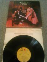 CHUNKY NOVI & ERNIE - S / T LP ORIGINAL U.S REPRISE GATEFOLD MS 2146 JOHN CALE