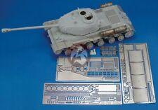 Royal Model 1/35 Russian Tank JS-2m ChKZ Update Set (for Dragon Kit No.6018) 410