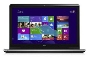 """Dell Inspiron 5758, 17.3"""" Laptop, Core i7 5th Gen, HDD or SSD, 6/8/16GB RAM"""