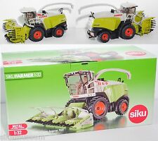 SIKU 4058 Claas Jaguar 960 Maishäcksler