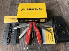 Limited Edition Leatherman Charge Bit Kit. Rare & Collectible Multitool