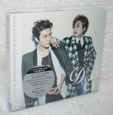 DONGHAE & EUNHYUK Present 2015 Taiwan Ltd CD+DVD+Card (Super Junior)