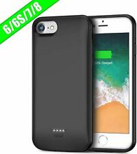 FLYLINKTECH 6000mAh Battery Charging Slim Case for Iphone 6/6s/7/8