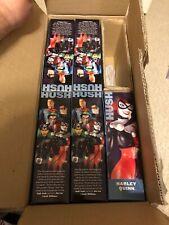 "DC DIRECT Batman Hush Harley Quinn 6"" Action Figure NIB HTF Series Two Set"
