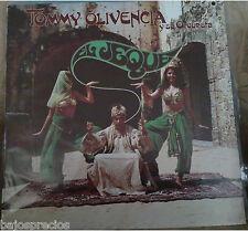 RARE salsa LP TOMMY OLIVENCIA Y SU ORQUESTA  El jeque HECTOR TRICOCHE & PAQUITO