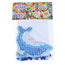 HQ Kids DIY Hama Perler Beads Funny Craft Dolphin P-together Creative Toys