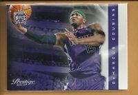 DeMarcus Cousins 2012-13 Prestige Card # 29 Sacramento Kings Basketball