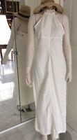 DIESEL Kleid,300 Euro,weiss,Designer,Haute Couture,billig,sale,wow,M/L,italy,
