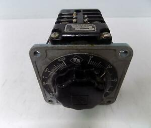 SUPERIOR ELECTRIC POWERSTAT VARIABLE TRANSFORMER Q116U