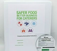 More details for safer food better business caterers sfbb pack & 13 month diary full pack 2021