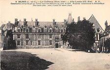 BR71403 aile louis XII  le chateau de blois  france