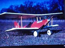 "GOLDEN OLDIE  56"" Wing Span Vintage Biplane Laser Cut Short Kit"