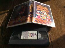 Ducktales The Movie: Treasure of the Lost Lamp (Vhs, 1991) Used Kids Cartoon Fun
