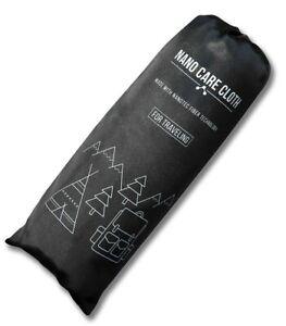 Nano Care Towel Microfibre towel for Beach & Travel Storage Bag Antimicrobial
