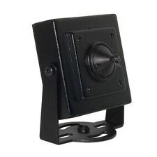 """Sunvision 480TVL In/Outdoors Pinhole Box Spy Camera 1/4"""" Sony 3.7mm Lens (50)"""