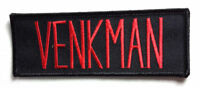 Ghostbusters - Venkman Namens Patch - Uniform Kostüm Aufnäher - Replica neu