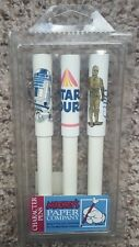 Star Wars Collectors Disney World Star Tours Ride Set of Three Souvenir Pens