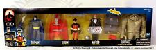 BATMAN TRU Exclusive 4-Pack MISB*NEW*RARE-HASBRO