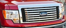 LOOK!!! OEM 2009-2013 Ford F-150 CHROME GRILLE (CL3Z8200CB)