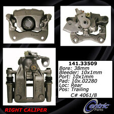 Centric Parts 141.33509 Rear Right Rebuilt Brake Caliper With Hardware