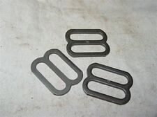 M1 Carbine Sling Canvas Keeper Parts lot of 3