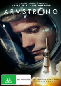 Armstrong  - DVD - NEW SEALED  Region 4
