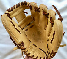 """New listing Rawlings Baseball Glove Right Throw 11 ¼"""" Pro Preferred Infielder PROS12ICPRO"""