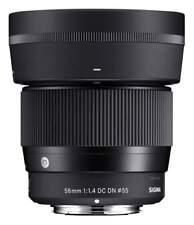 Sigma Canon EF-M Mount 56 mm 1,4 DC DN Contemporary Objektiv NEU vom Fachhändler