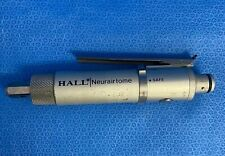Hall Zimmer 5059 01 Neurairtome Neuro Drill Handpiece Surgical Orthopedic