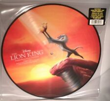 LP SOUNDTRACK The Lion King (PICTURE DISC Walt Disney) NEW MINT