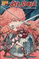 Red Sonja #3 First Printing Dynamite 2005 Series CBX7