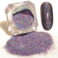 Nail Glitter PowderNail Art Holo Starry Holographic Laser Dust DIY Born Pretty
