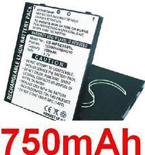 Batterie 750mAh type SDAMX4-RBK-G10 Pour SANDISK Sansa E260