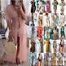 Women Beach Swimwear Bikini Cover Up Kimono Sarongs Cardigan Long Pareo Dress US