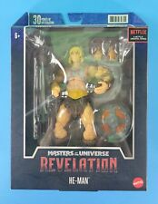 MASTERS OF THE UNIVERSE REVELATION HE-MAN MASTERVERSE ULTRA HOT! WOW! 🔥