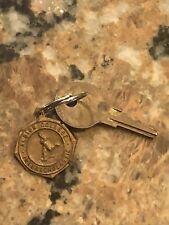 1965 Albritton College Albron, Minnesota Pole Vault Keychain 1 Inch
