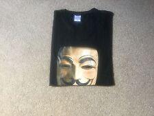 Anonymous original t-shirt size XXL cotton IT Digital exclusive rare hackers