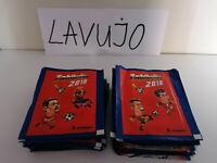World Cup Russia 2018 - ZABIBUSKA - 100 packs total 500 stickers