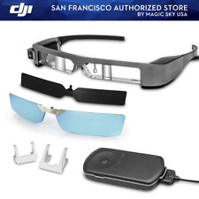 Epson Moverio BT-300 Smart Glasses FPV/DRONE EDITION&Rochester Sun Shield